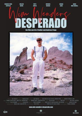 Wim Wenders - Desperado - 2020 Filmposter
