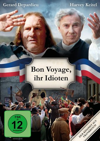 Bon Voyage, ihr Idioten! - 2013 Filmposter