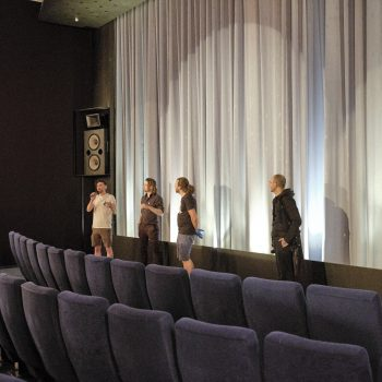 Leif in Concert Vol. 2 - Premiere im Atelier 2020