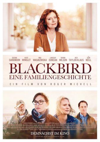Blackbird - 2019 Filmposter