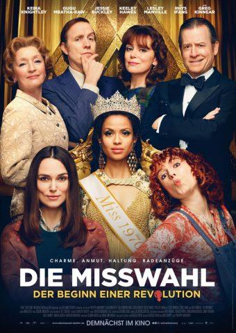 Die Misswahl - 2019 Filmposter