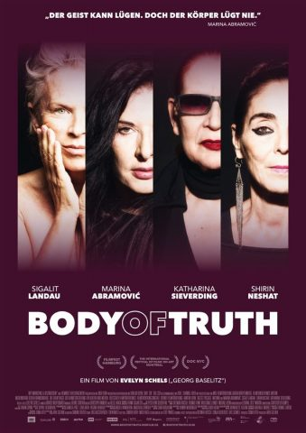 Body of Truth - 2020 Filmposter