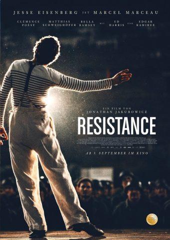 Resistance - 2020 Filmposter