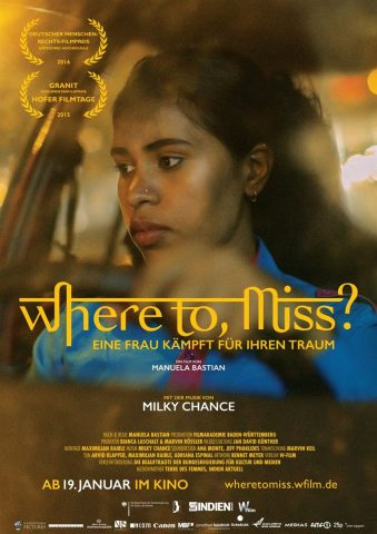 Where to, Miss? - 2016 Filmposter