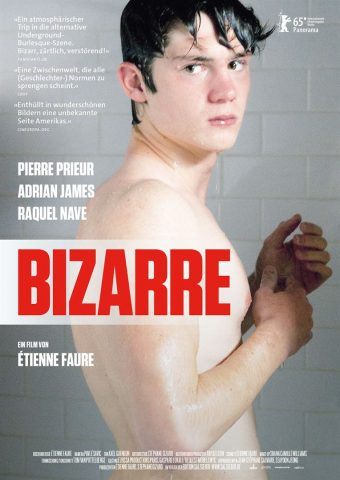 Bizarre - 2015 Filmposter