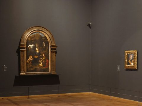 Eine Nacht im Louvre - 2020