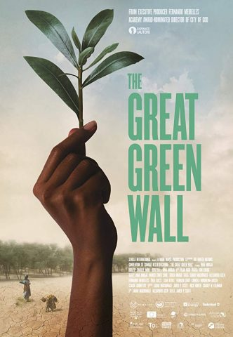 The Great Green Wall - 2019 Filmposter