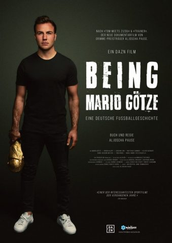 Being Mario Götze - 2018 Filmposter