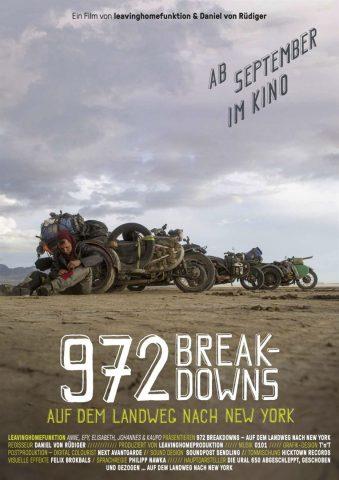972 breakdowns - 2020 poster