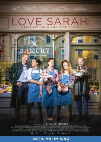Love Sarah - 2020 Filmposter