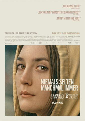 Niemals Selten Manchmal Immer - 2019 Filmposter