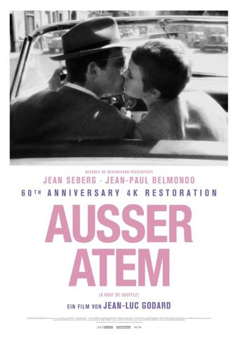 Ausser Atem - 1960 Filmposter