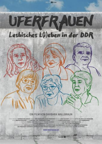 Uferfrauen - 2020 Filmposter