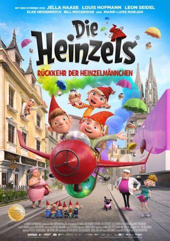 Die Heinzels - 2019 Filmposter