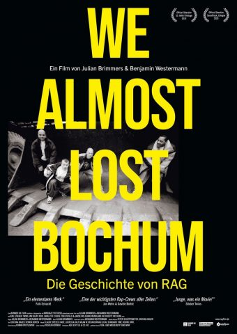 We almost lost Bochum - 2020 Filmposter