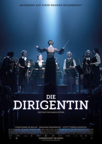 Die Dirigentin - 2018 Filmposter
