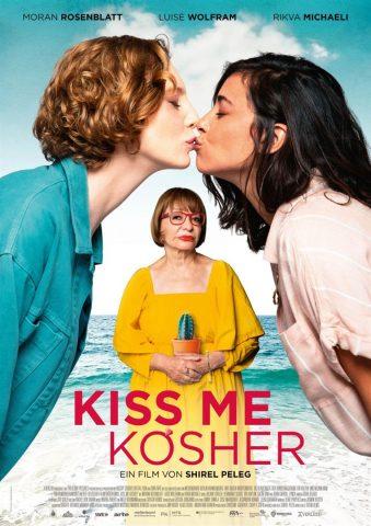 Kiss me kosher! - 2020 Filmposter