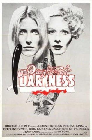 Blut an den Lippen - 1971 Filmposter