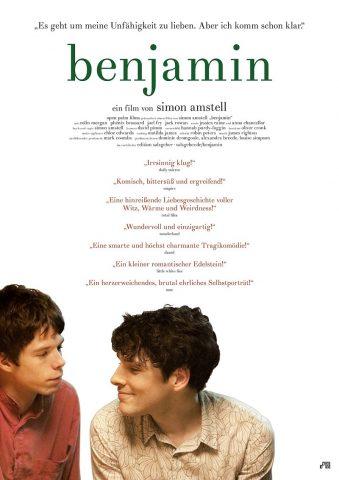 Benjamin - 2018 Filmposter