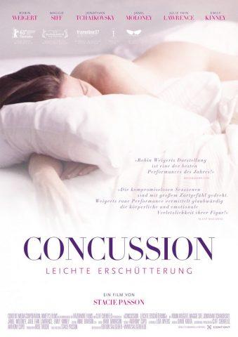 Concussion - 2013 Filmposter