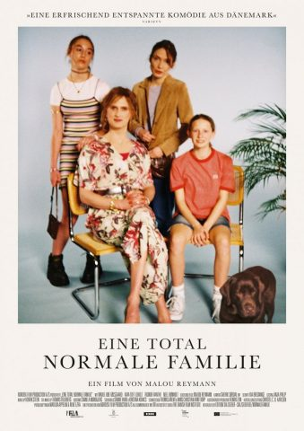 Eine total normale Familie - 2020 Filmposter