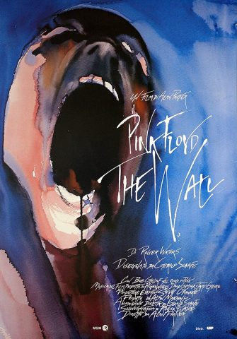 Pink Floyd - The Wall - 1982 Filmposter