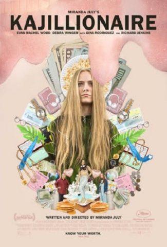 Kajillionaire - 2020 Filmposter