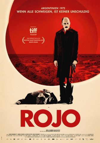 Rojo - 2018 Filmposter