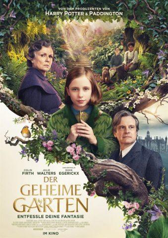 Der geheime Garten - 2020 Filmposter