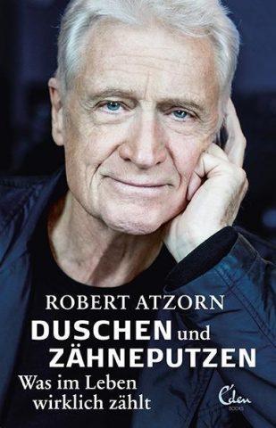Lesung Robert Atzorn - poster