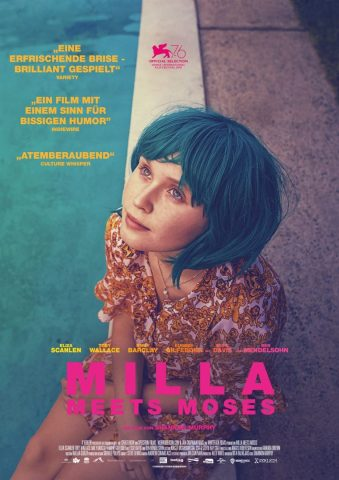 Milla Meets Moses - 2019 Filmposter