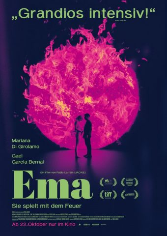 Ema - 2019 Filmposter