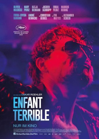 Enfant Terrible - 2020 Filmposter