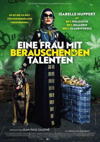 Eine Frau mit berauschenden Talenten - 2020 Filmposter
