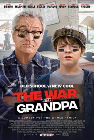 immer Ärger mit Grandpa - 2020 poster
