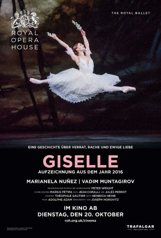 giselle - 2016 poster