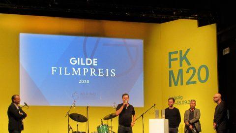 Gildepreis an Christian Petzold für Undine
