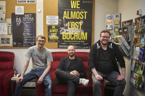 We almost lost Bochum: Premiere 2020 im Atelier