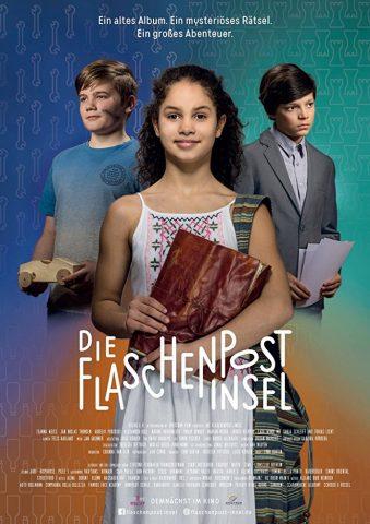 Flaschenpostinsel - 2018 poster
