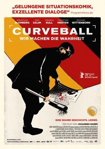 Curveball - 2019 Filmposter