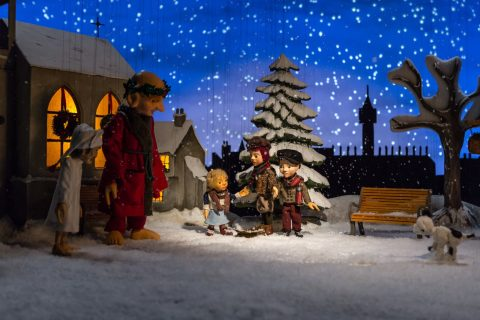 augsburger puppenkiste: geister der weihnacht - 2018