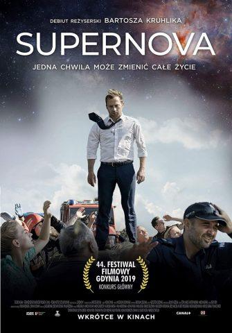 Supernova - 2019 Filmposter