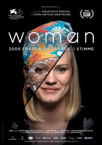 woman - 2020 poster