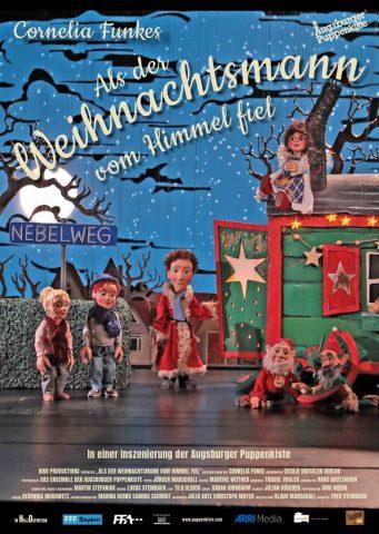 Augsburger Puppenkist: Als der Weihnachtsmann vom Himmel fiel - 2017 poster