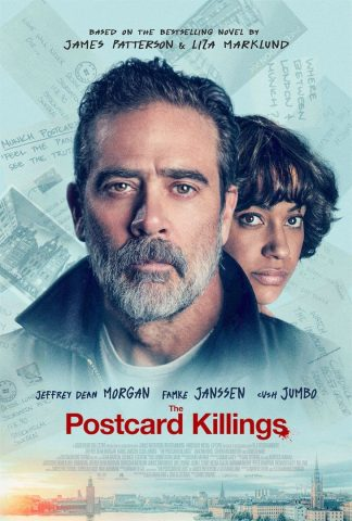 The Postcard Killings - 2020 poster