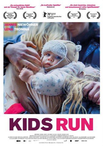 Kids Run - 2020 Filmposter