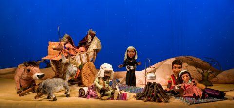 Augsburger Puppenkiste: Die Weihnachtsgeschichte - 2016