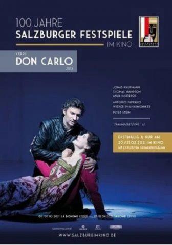 Don Carlo/ Salzburger Festspiele 20/21 - 2013