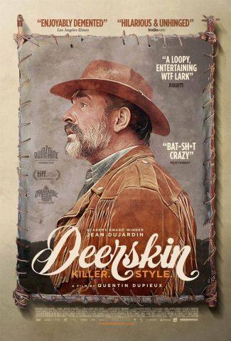 deerskin - 2019 poster