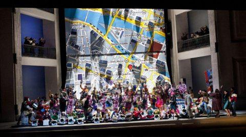 La Boheme/ Salzburger Festspiele 20/21 - 2012